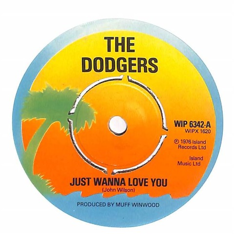 The Dodgers - Just Wanna Love You