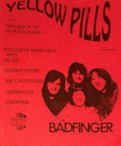 Yellow Pills #2 badfinger