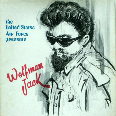 The United States Air Force presents Wolfman Jack Series #9