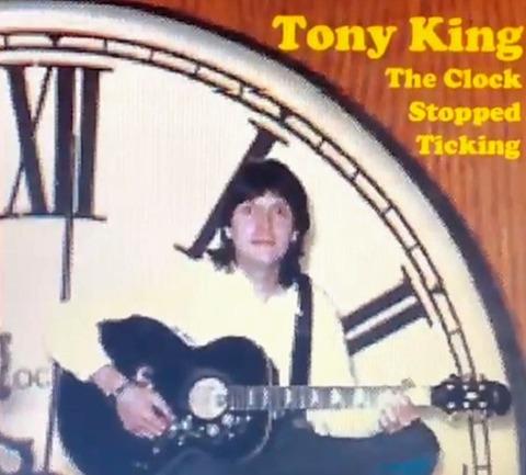 Tony King - The Clock Stopped Ticking aa