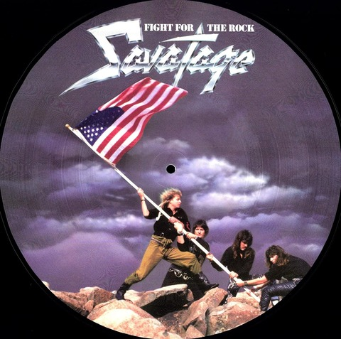 Savatage - Fight for the Rock 2004 LP VMLP014