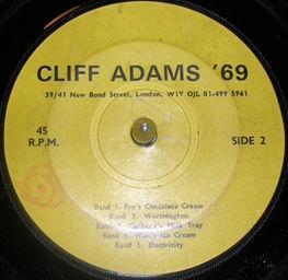 Cliff Adams 69