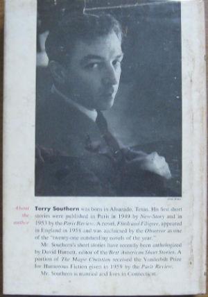 Terry Southern 1960 Random House back
