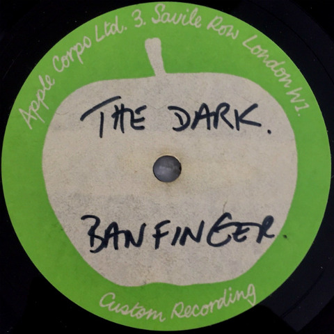 Banfinger The Dark