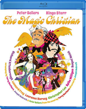 The Magic Christian 92m Blu-Ray 2013