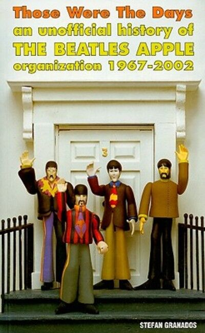 Stefan Granados - Those Were the Days 1967-2002
