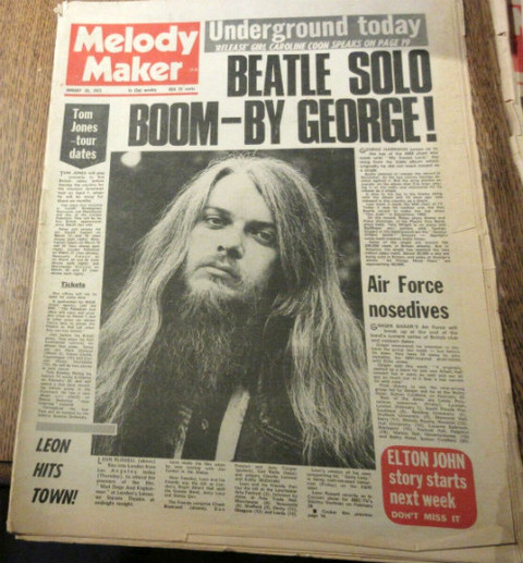 Melody Maker (January 30, 1971) a