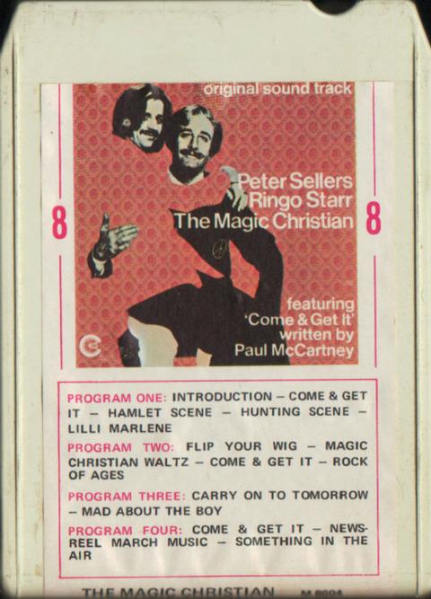 The Magic Christian OST M 8604