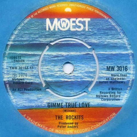 The Rockits - Gimme True Love (1974)