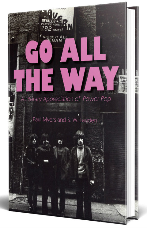 Go All The Way Hardcover 3D cover
