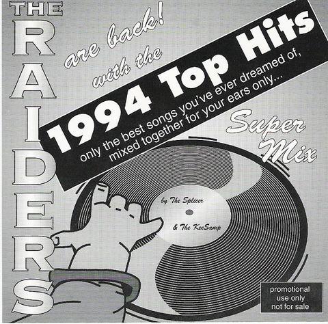 The Raiders - RAID01 Minnesota