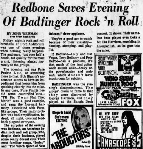 Detroit Free Press (February 14, 1972)