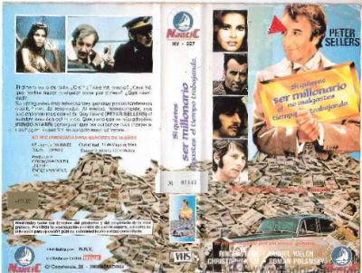 Si quieres ser millonario VHS Spain