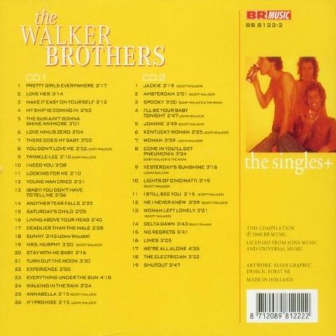 The Singles Plus 2000 back