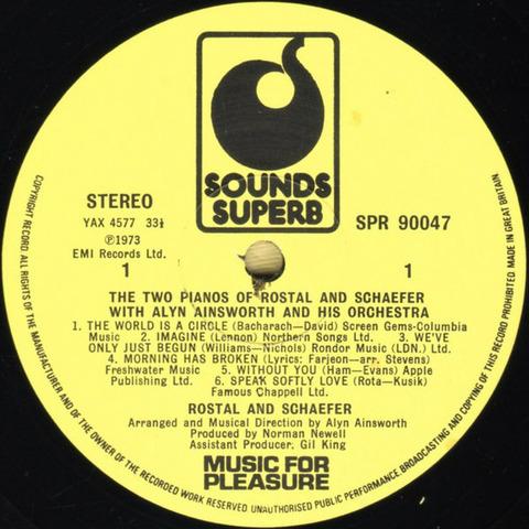 Rostal & Schaefer SPR 90047 r1