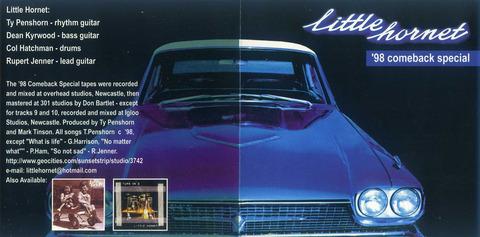 Little Hornet - 98 Comeback Special (1998)