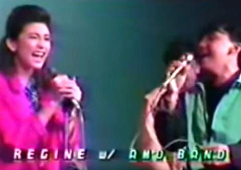 Regine Velasquez & Arnel Pineda