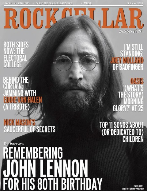 Rockcellar Magazine (October 2020) a