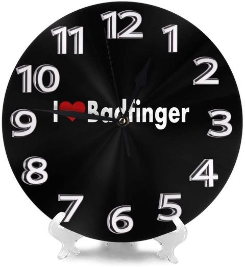 SSWIDP - I Love Badfinger Wall Clock a