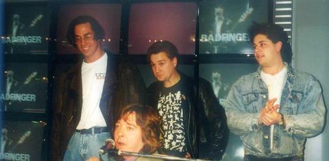 Joey's Badfinger 1991
