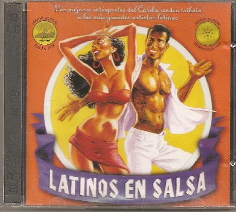 Orquesta Corinto - Latinos en Salsa