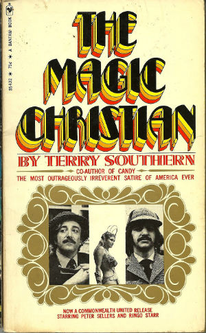Terry Southern 1970 Bantam
