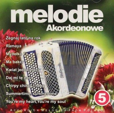 Paweł Sobota - Akordeonowe Melodie 5