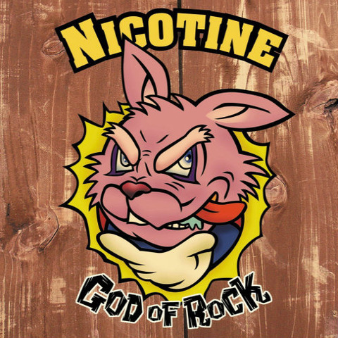 Nicotine - God of Rock 2012