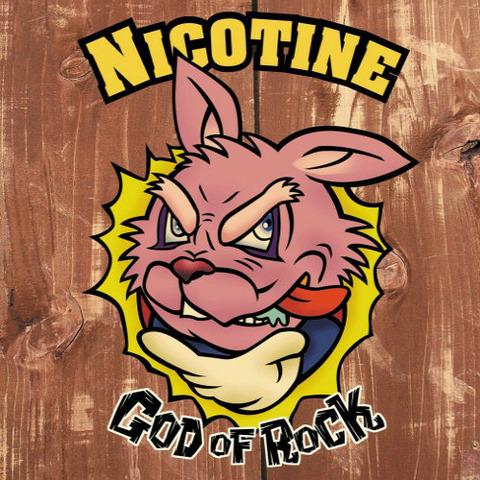 Nicotine - God of Rock 2012