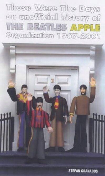 Stefan Granados - Those Were the Days 1967-2001