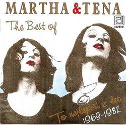 Martha & Tena - To nejlepší z let 1969-1982 (1993)