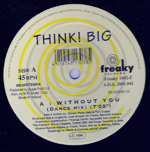 Think Big - Freaky 1042-5 r