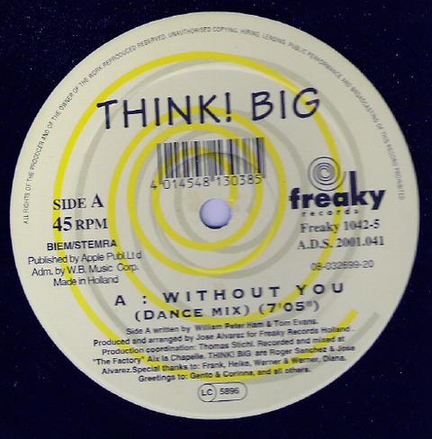 Think Big - Freaky 1042-5 r
