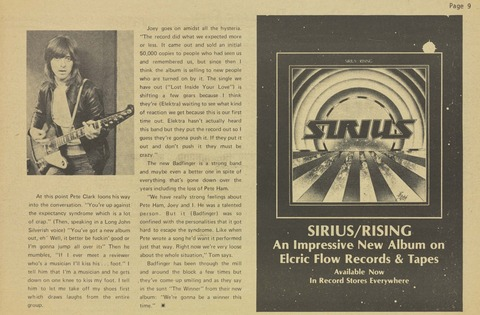 It's Only Rock 'N' Roll, Volume 2 #3, July 1979 p9 big