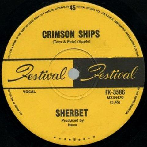 Sherbet - Crimson Ships FK-3586