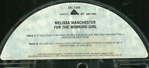 Melissa Manchester - 1R1 7193