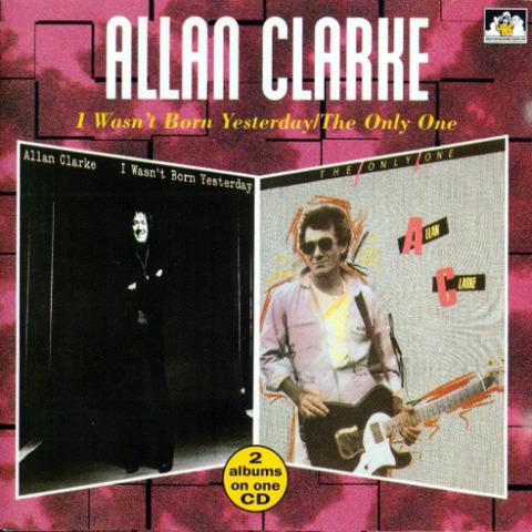 Allan Clarke - C5HCD 665