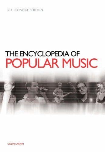 Colin Larkin - The Encyclopedia of Popular Music