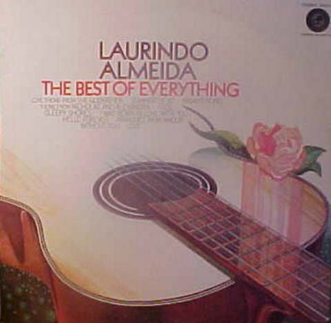 Laurindo Almeida - 2932 008 UK
