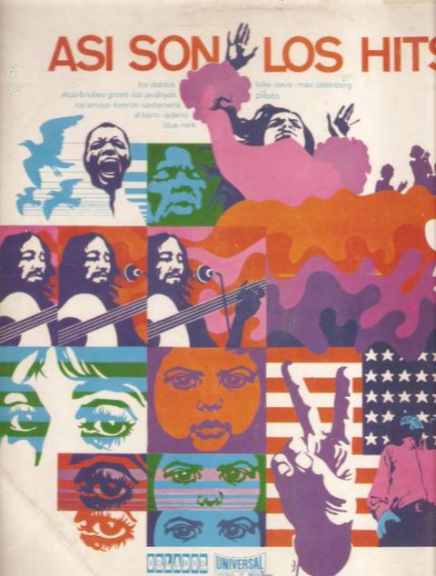 Asi son los hits (1972)