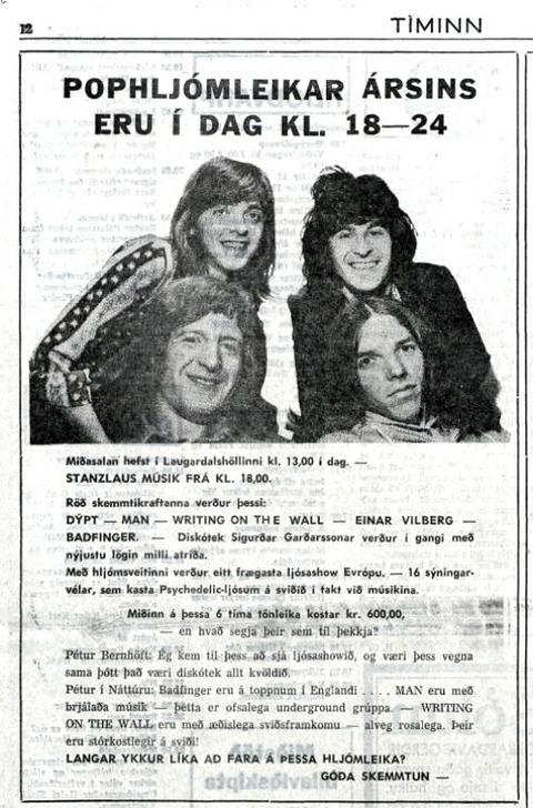 Tíminn Sep 18, 1971