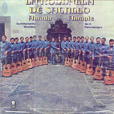 La Rondalla de Saltillo - Amada amante (1972)
