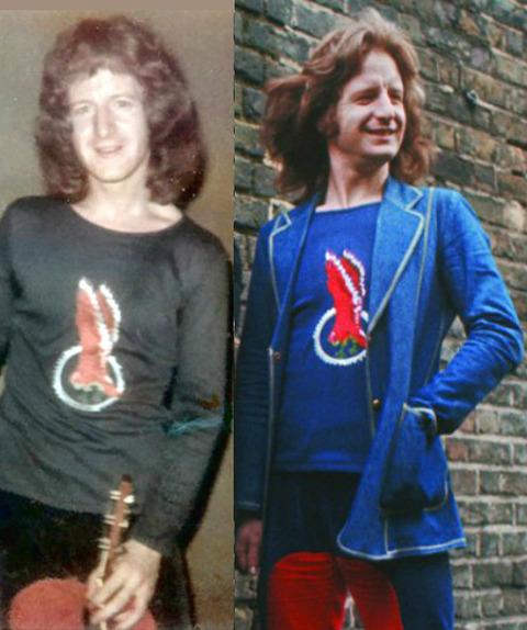 Pete Ham 1972