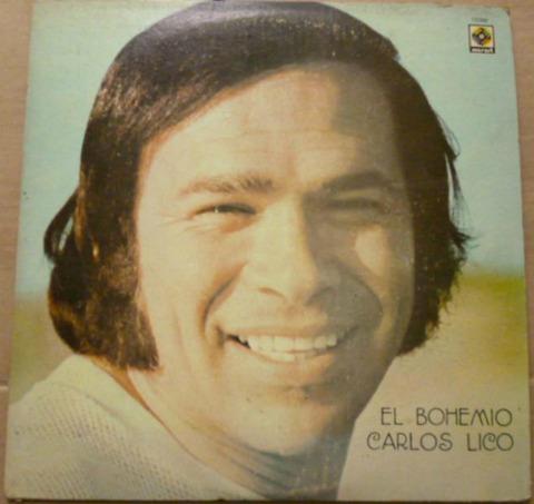 Carlos Lico - El bohemio 1973