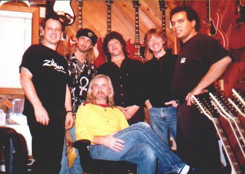 Badfinger Timeless CD line-up