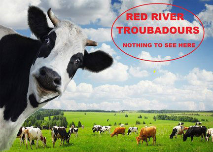 Red River Troubadours - Nothing To See Here