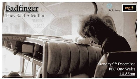 Peter William Ham Badfinger 13 X 19 inch c