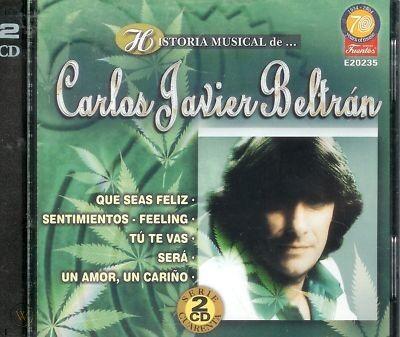 Carlos Javier Beltrán - Historia Musical de CD a