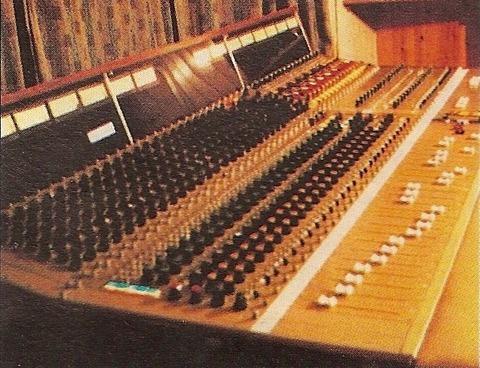 Morgan Studios 1969
