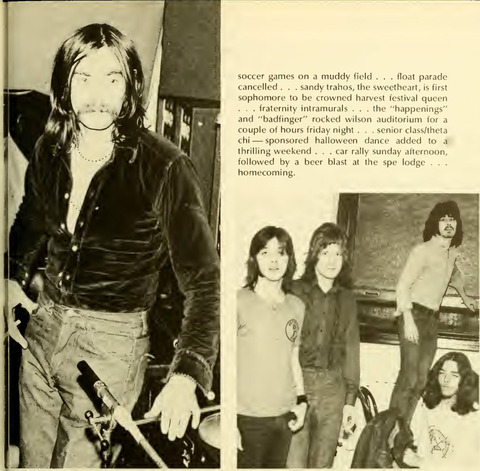 Madison College Yearbook 1971